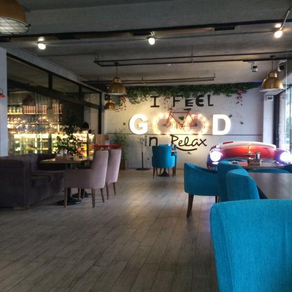 Foto tomada en Coffee Relax por Çağrı E. el 8/11/2017