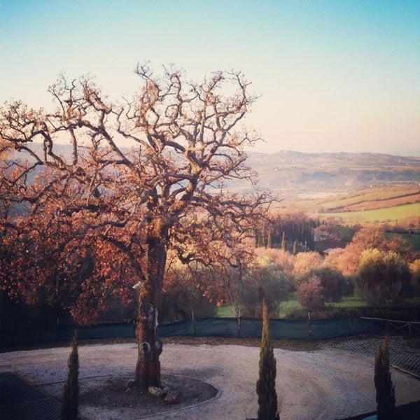Foto scattata a Saturnia Tuscany Hotel da Luca B. il 2/21/2013