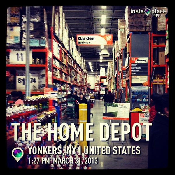 The Home Depot Homefield Yonkers Ny