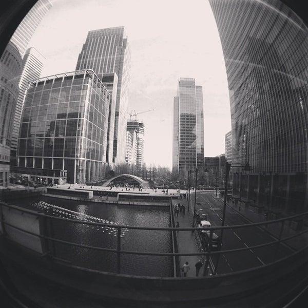 Foto scattata a Canary Wharf da Philip L. il 1/26/2013