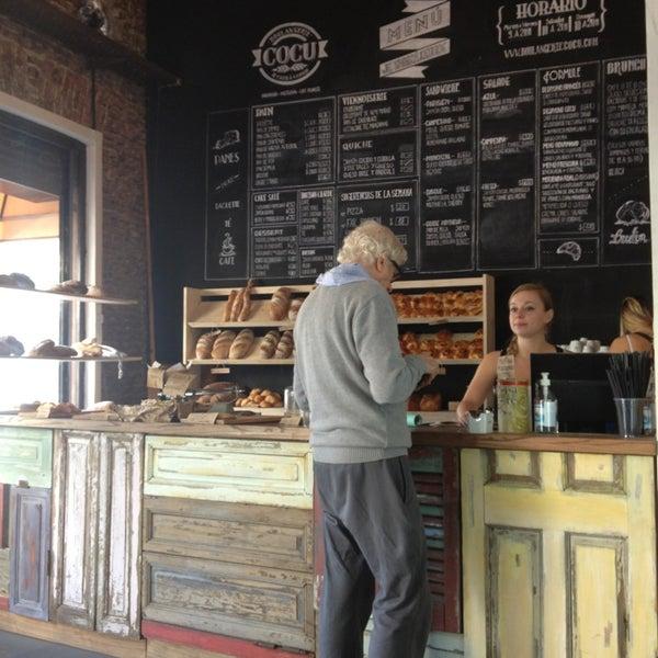 Foto diambil di Boulangerie Cocu oleh Violeta D. pada 3/24/2013