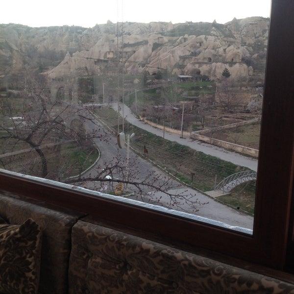 3/13/2015 tarihinde DJ Ertan O.ziyaretçi tarafından Sos Cave Hotel'de çekilen fotoğraf