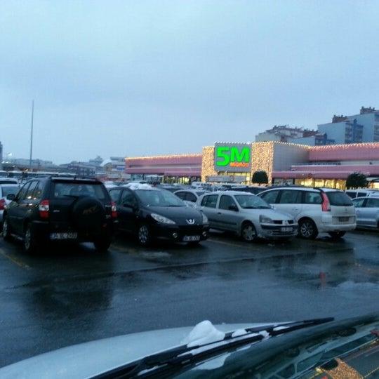 Das Foto wurde bei Beylikdüzü Migros AVM von Mervan A. am 12/22/2012 aufgenommen
