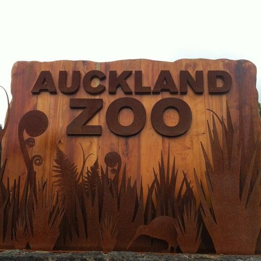 10/22/2012 tarihinde Mariana D.ziyaretçi tarafından Auckland Zoo'de çekilen fotoğraf
