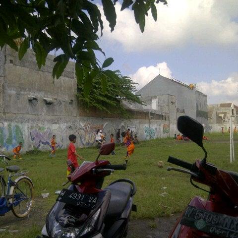 Photos At Lapangan Sepak Bola Depan Perumahan Taman Wisata Tropodo