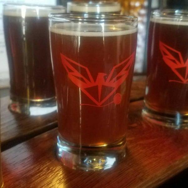 Foto tomada en ChuckAlek Independent Brewers por Rex C. el 8/4/2017
