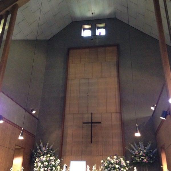 日本キリスト教団 大森めぐみ教会 - 大森'da Kilise