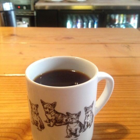 Photo taken at Denver Bicycle Cafe by Tim J. on 12/15/2012