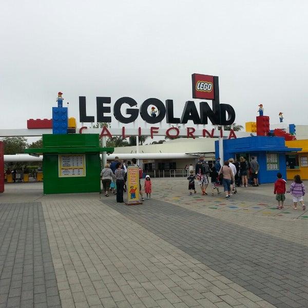 Foto tirada no(a) Legoland California por Daniel P. em 4/3/2013