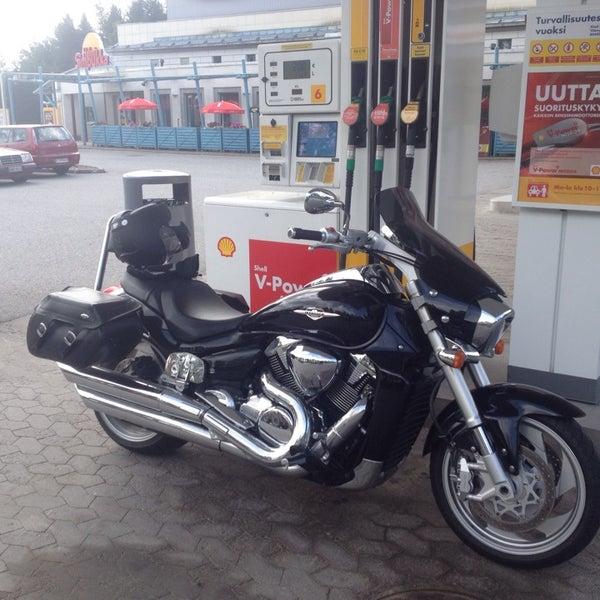 Shell Ylämylly