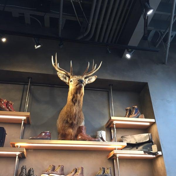 The Danner Store Downtown Portland 1022 W Burnside St
