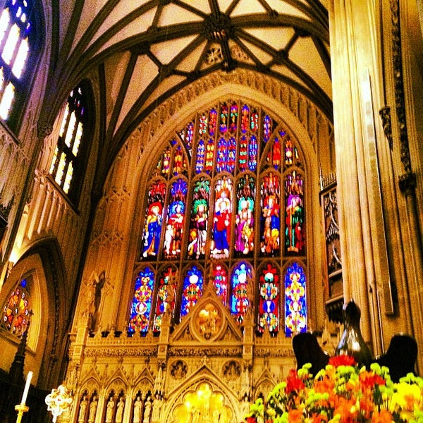Foto scattata a Trinity Church da Eric M. il 7/2/2013