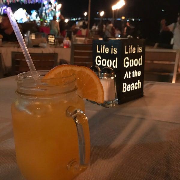 Finally found fresh squeezed orange juice on Medano Beach! Casa Dorada and Bar Esquina pour OJ from bottles.
