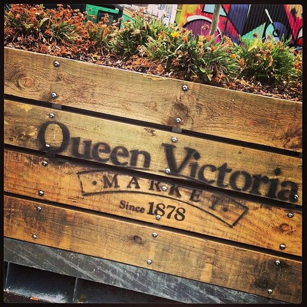 Foto diambil di Queen Victoria Market oleh Mike C. pada 1/17/2013