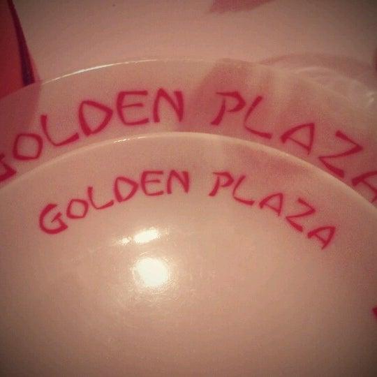 Снимок сделан в Golden Plaza Chinese Restaurant пользователем Bruno D. 11/13/2012