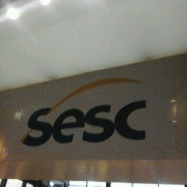 รูปภาพถ่ายที่ Sesc Consolação โดย Daniel P. เมื่อ 3/14/2013
