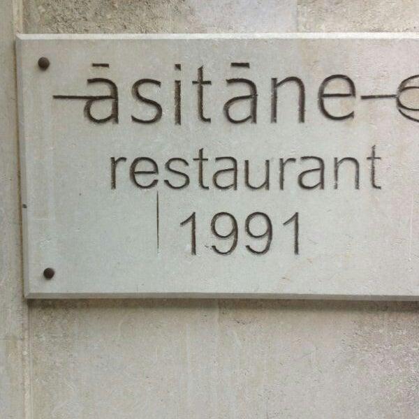 Foto tomada en Asitane Restaurant por Mehmet A. el 7/18/2013
