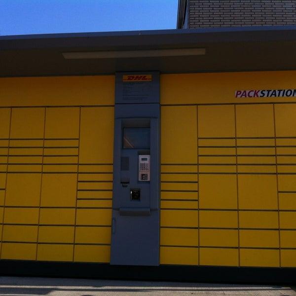 Dhl Packstation 116