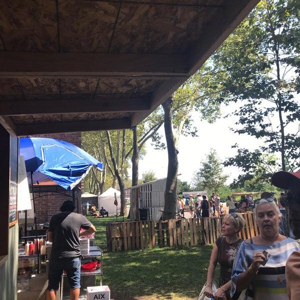 Das Foto wurde bei Governors Island Beer Co. von Mike S. am 8/13/2017 aufgenommen