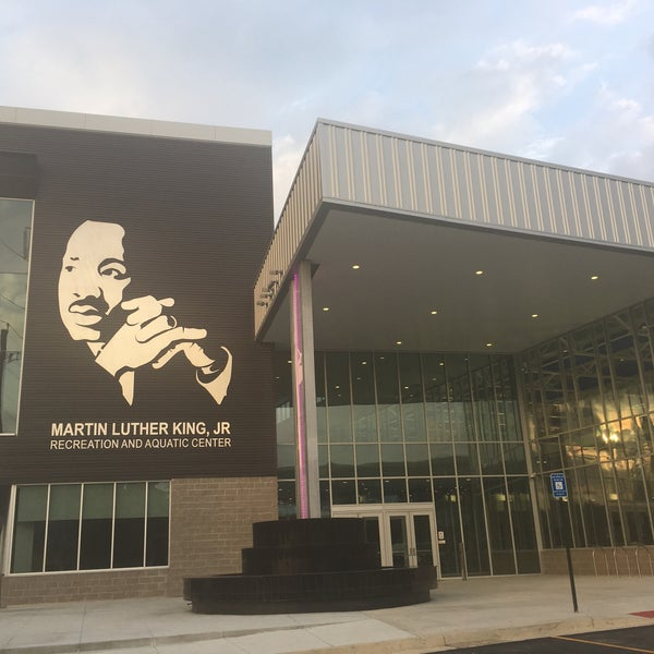 Martin Luther King, Jr  Recreation and Aquatic Center