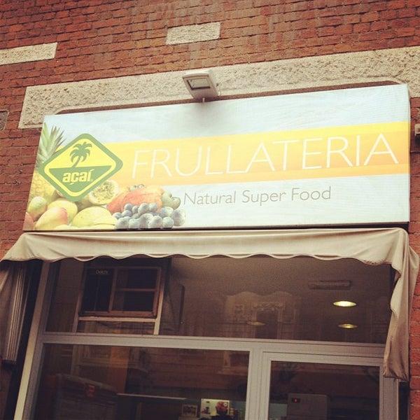 Foto scattata a Açaí Frullateria da Mattia G. il 6/8/2013