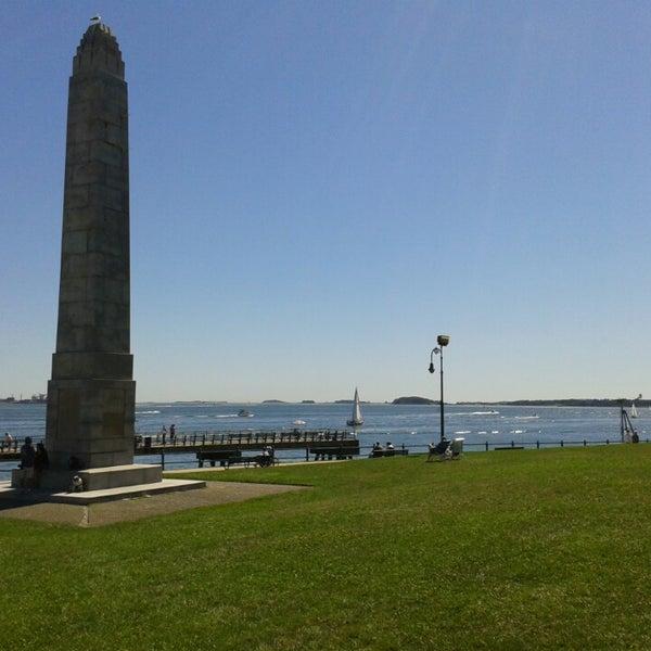 8/11/2013 tarihinde Ilhwan C.ziyaretçi tarafından Castle Island'de çekilen fotoğraf