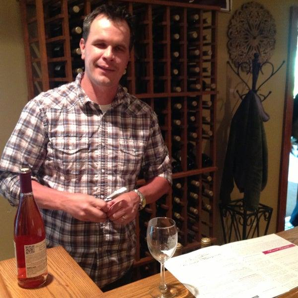 5/25/2013 tarihinde Paul A.ziyaretçi tarafından Keswick Vineyards'de çekilen fotoğraf