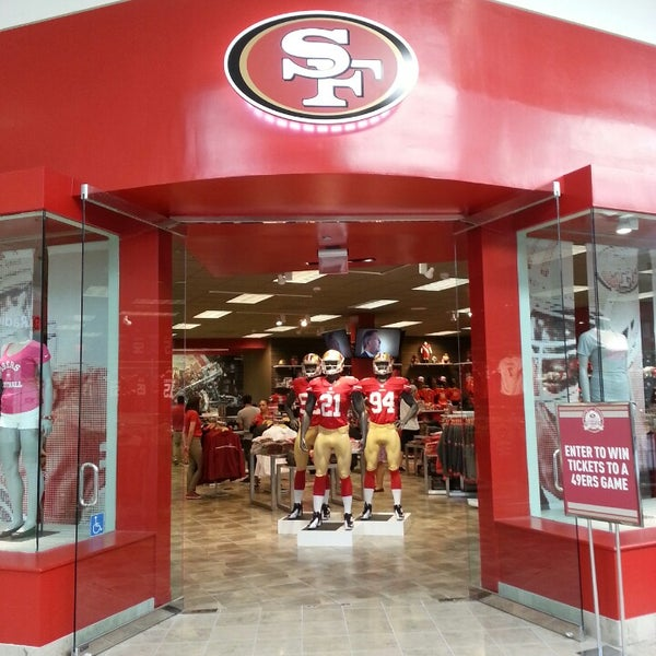 size 40 cac5d 06a10 Photos at 49ers Team Store - 4 tips