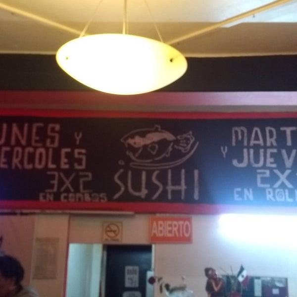 Foto diambil di Sushi Washoku oleh Huerta K. pada 2/14/2019