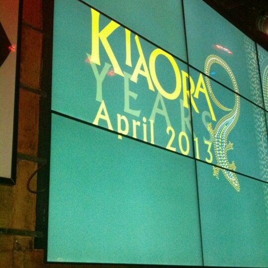 Foto diambil di Kia Ora Pub oleh Daniel C. pada 4/7/2013