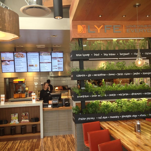 Photos at LYFE Kitchen (Now Closed) - Downtown Culver City ...