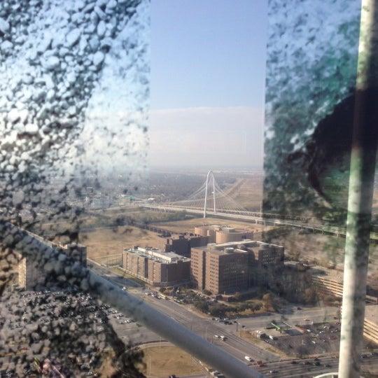 12/8/2012にChris F.がReunion Towerで撮った写真