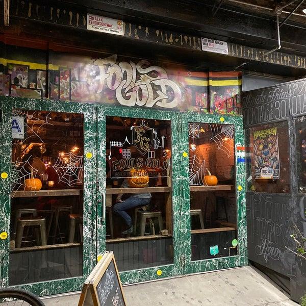 10/29/2019 tarihinde Daisyziyaretçi tarafından Fools Gold NYC'de çekilen fotoğraf