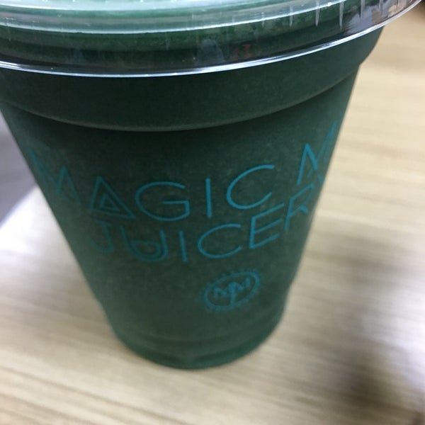 11/3/2017にDaisyがMagic Mix Juiceryで撮った写真
