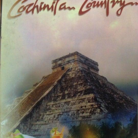Снимок сделан в Cochinita Country пользователем Rafael O. 11/1/2012