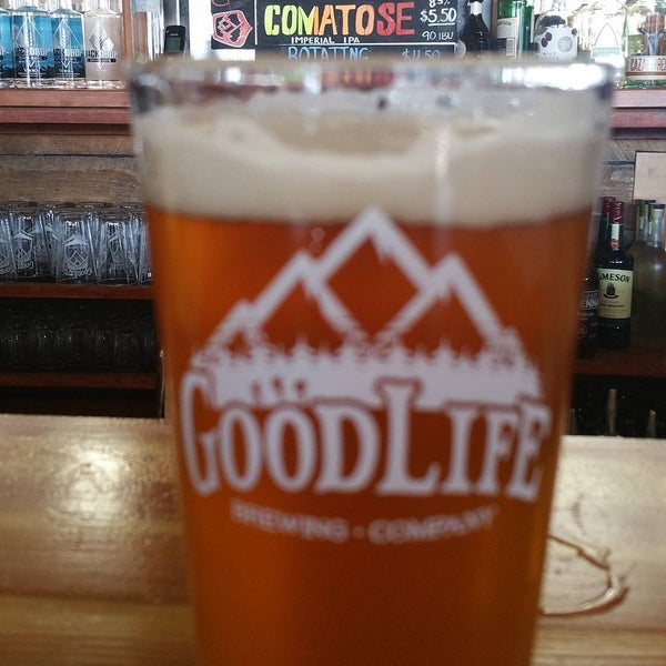 2/28/2016にMidnight M.がGoodLife Brewingで撮った写真