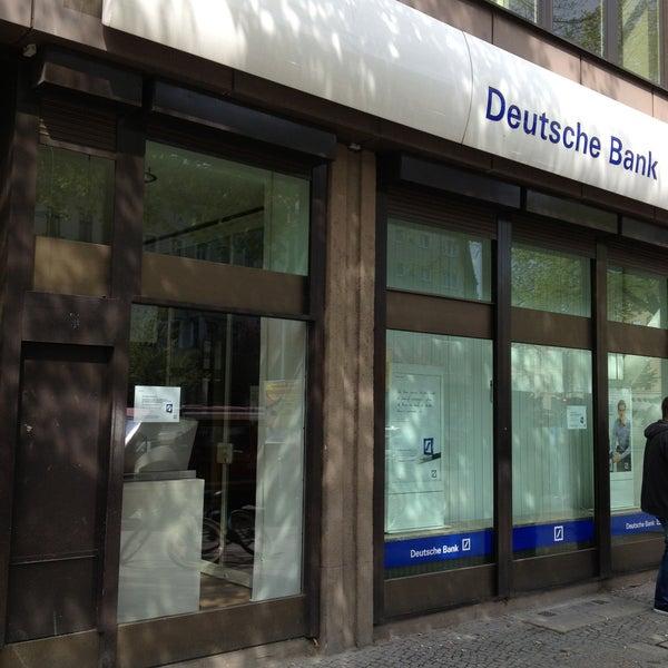 Deutsche Bank Mehringdamm