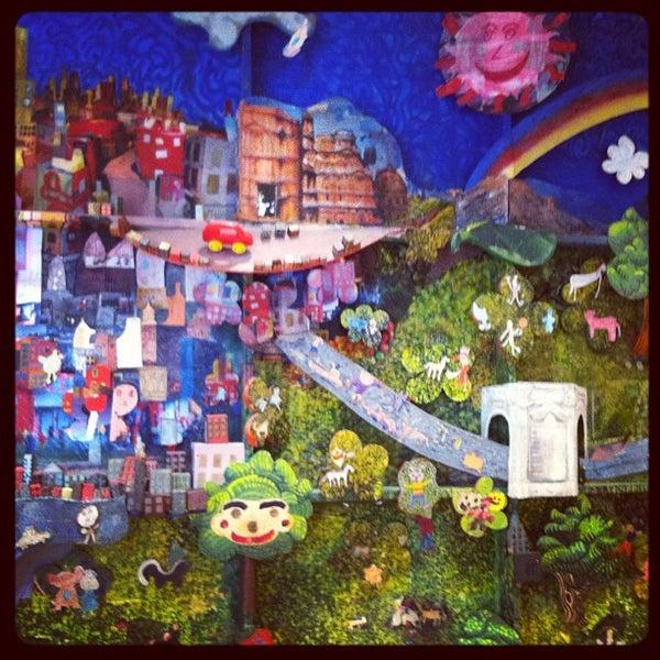 Снимок сделан в Minnesota Children's Museum пользователем Greg B. 11/3/2012