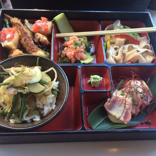 Menu du jour Japonais - Excellent!!!!!!