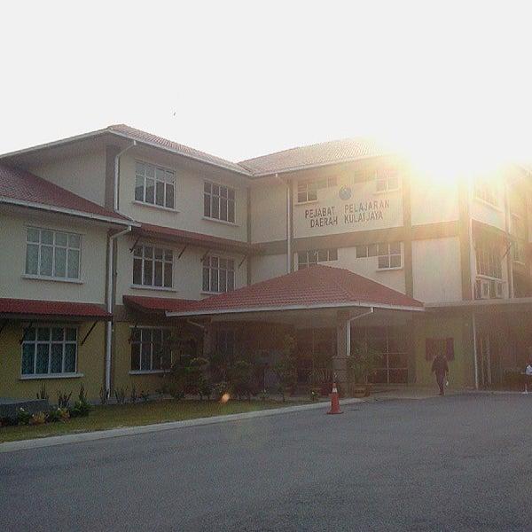Photos At Pejabat Pelajaran Daerah Kulaijaya Office