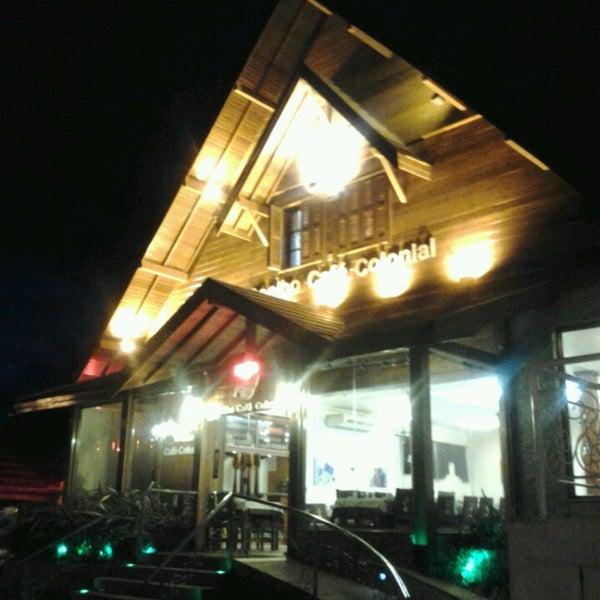 Foto tirada no(a) Coelho Café Colonial por Cliquet D. em 2/23/2015