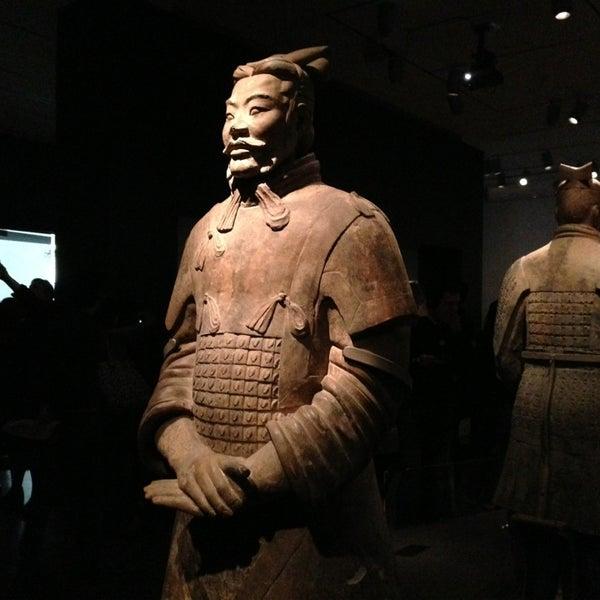 4/7/2013 tarihinde Anna I.ziyaretçi tarafından Asian Art Museum'de çekilen fotoğraf