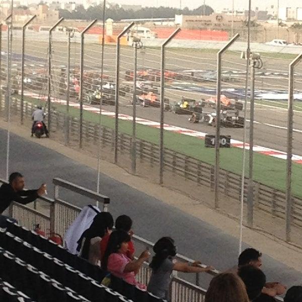 Foto scattata a Bahrain International Circuit da Khalid A. il 4/21/2013