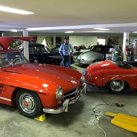 Photos at Gullwing Motor Cars - Automotive Shop in Astoria