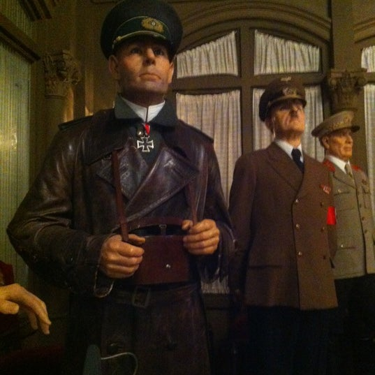 10/12/2012にArantxa H.がMuseu de Cera de Barcelonaで撮った写真