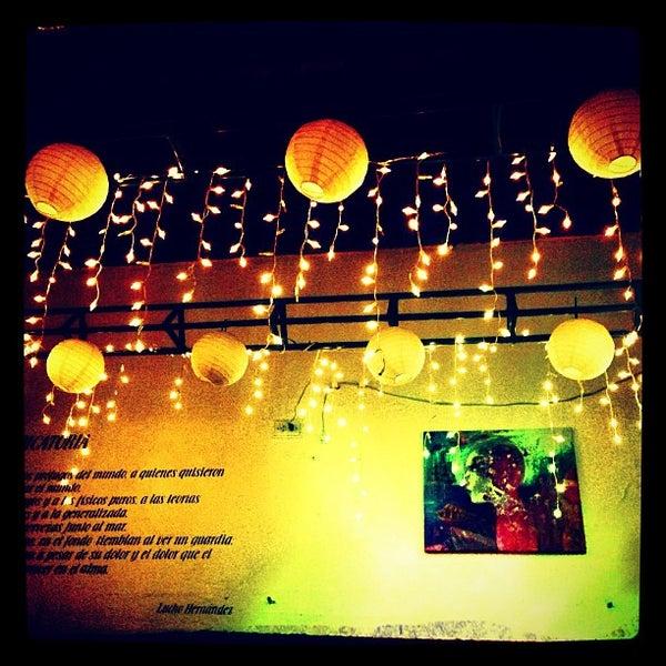 8/25/2013 tarihinde Ana C.ziyaretçi tarafından Cholo Art and Fun'de çekilen fotoğraf