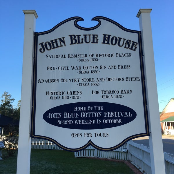 Tremendous John Blue House Laurinburg Nc Home Interior And Landscaping Transignezvosmurscom