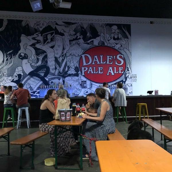9/1/2018 tarihinde Mike B.ziyaretçi tarafından Oskar Blues Brewery'de çekilen fotoğraf
