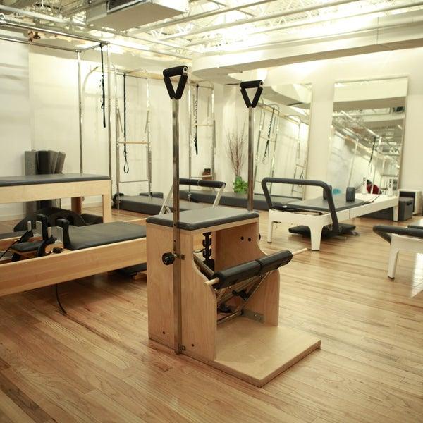 Photo taken at New York Pilates - Soho by New York Pilates - Soho on 12/6/2014