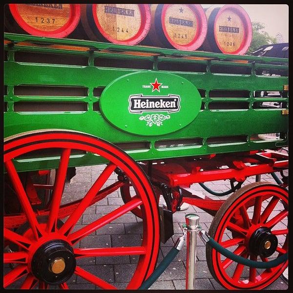 6/27/2013 tarihinde Manil C.ziyaretçi tarafından Heineken Experience'de çekilen fotoğraf